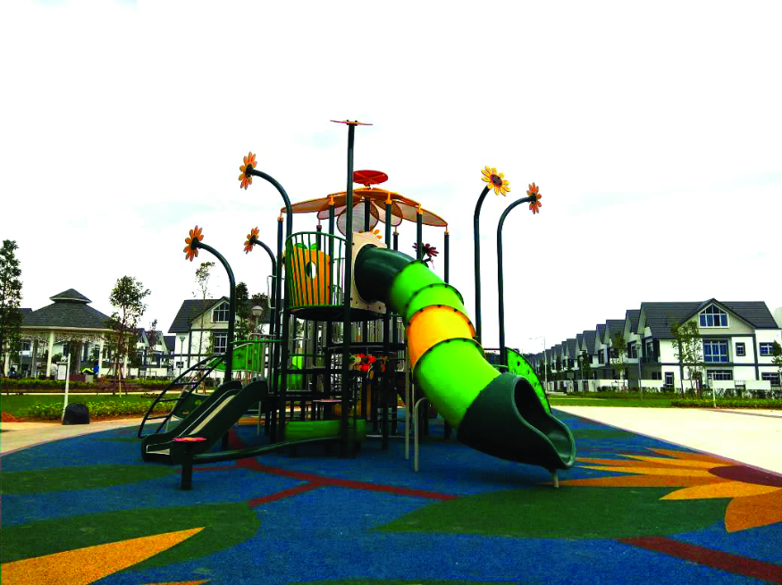 Ceria Playground And Fitness Equipment 39
