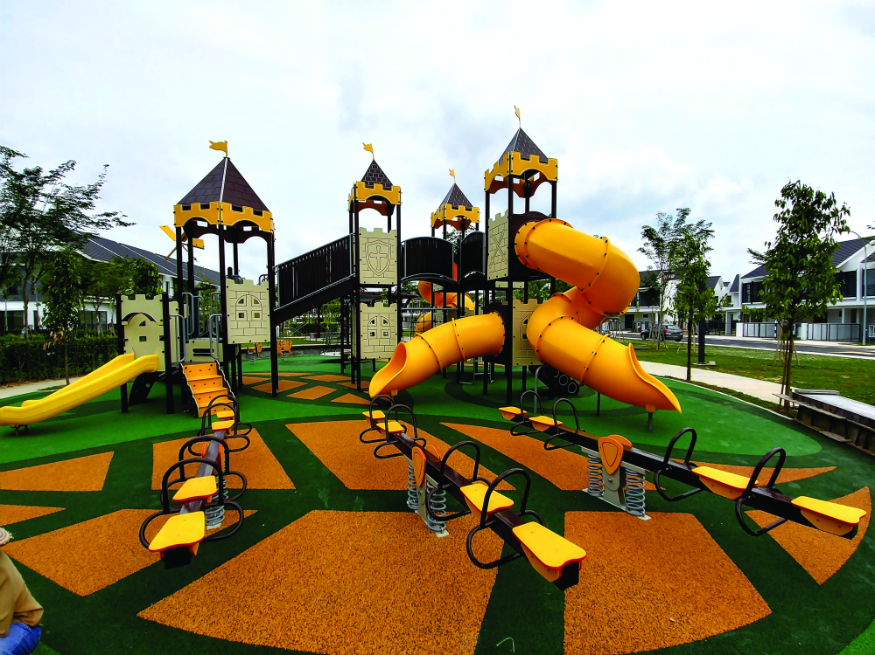 Ceria Playground And Fitness Equipment 30