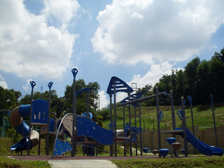 Ceria Playground And Fitness Equipment 2