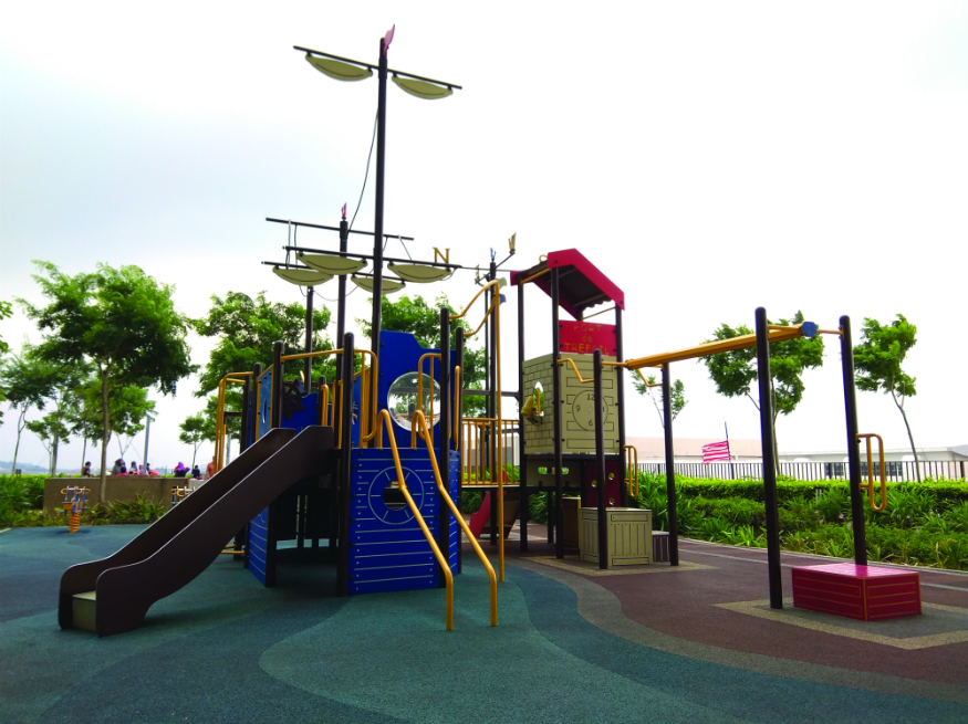 Ceria Playground And Fitness Equipment 23