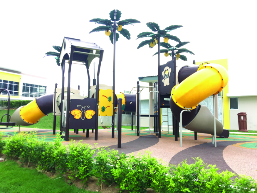 Ceria Playground And Fitness Equipment 32