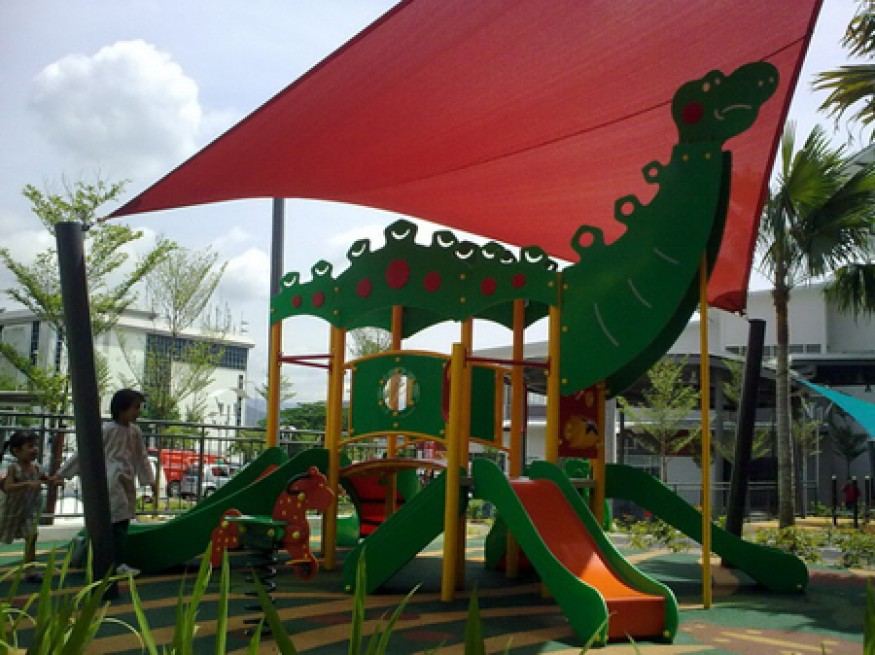 Ceria Playground And Fitness Equipment 4