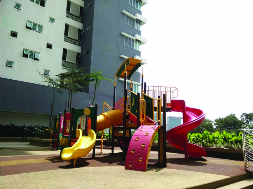 Ceria Playground And Fitness Equipment 21