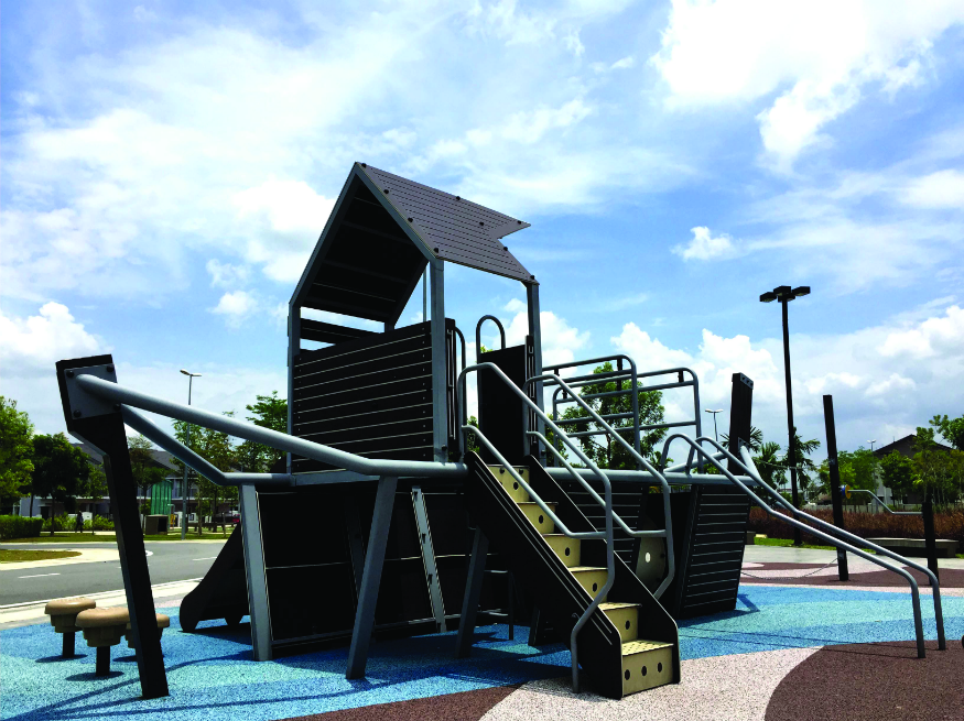 Ceria Playground And Fitness Equipment 43