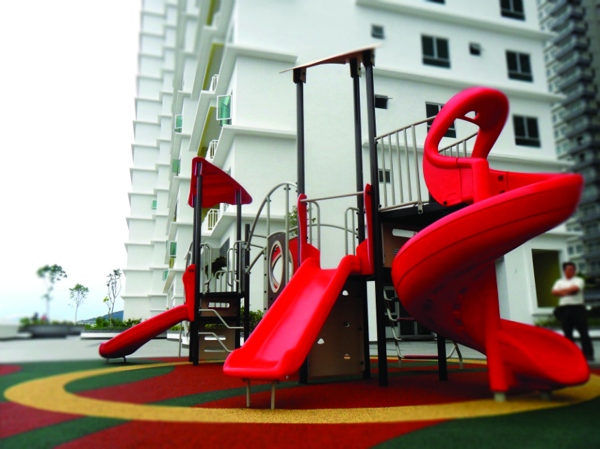Ceria Playground And Fitness Equipment 25