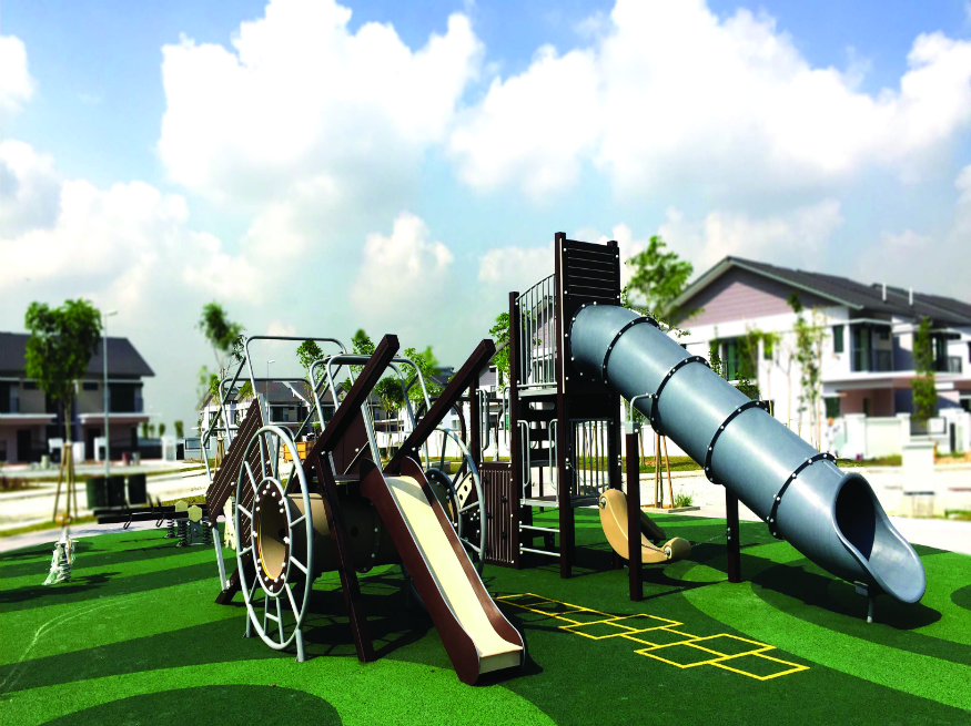 Ceria Playground And Fitness Equipment 29