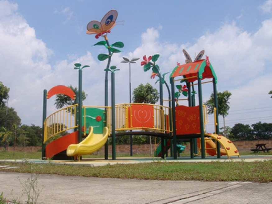 Ceria Playground And Fitness Equipment 8