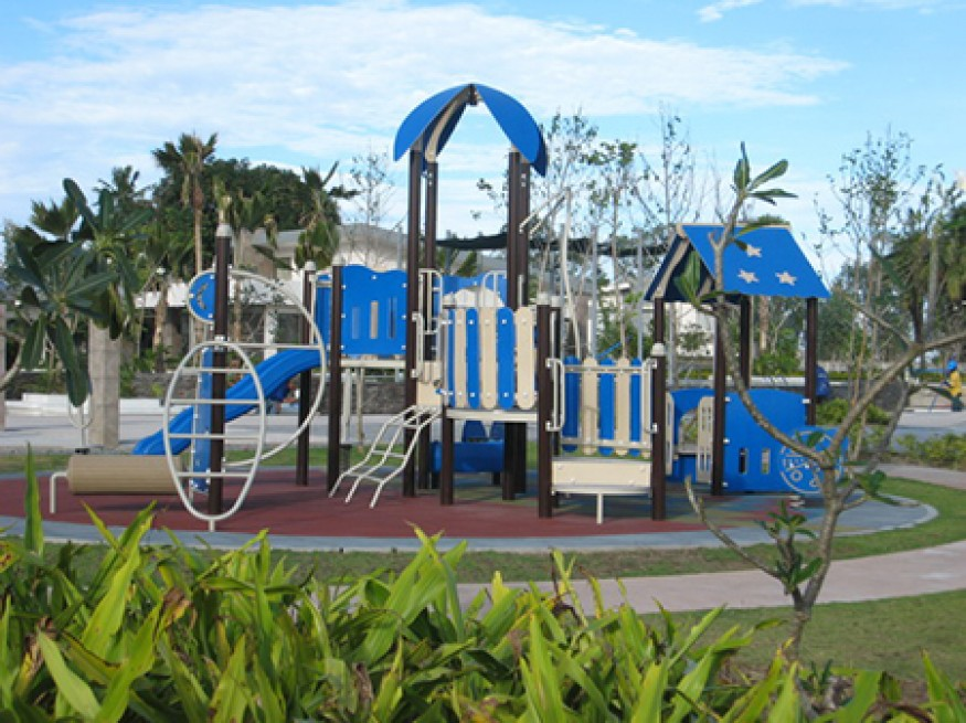 Ceria Playground And Fitness Equipment 13