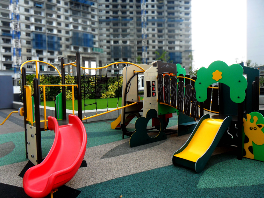 Ceria Playground And Fitness Equipment 24