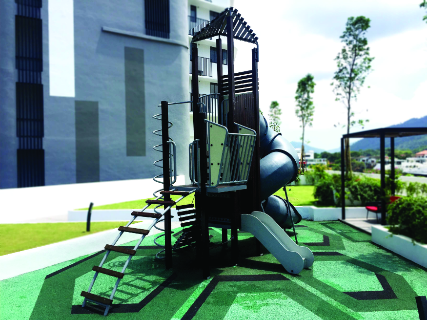 Ceria Playground And Fitness Equipment 42