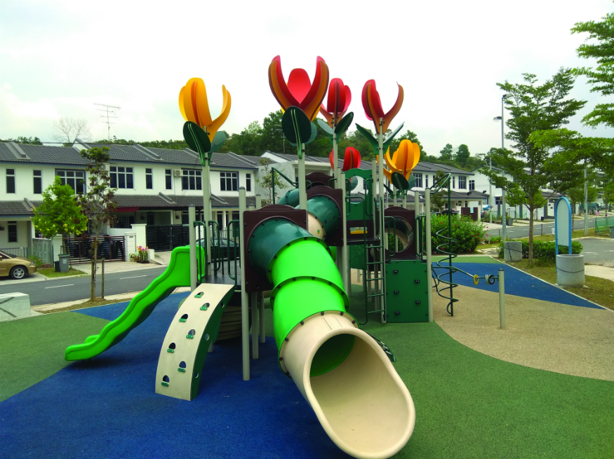 Ceria Playground And Fitness Equipment 37